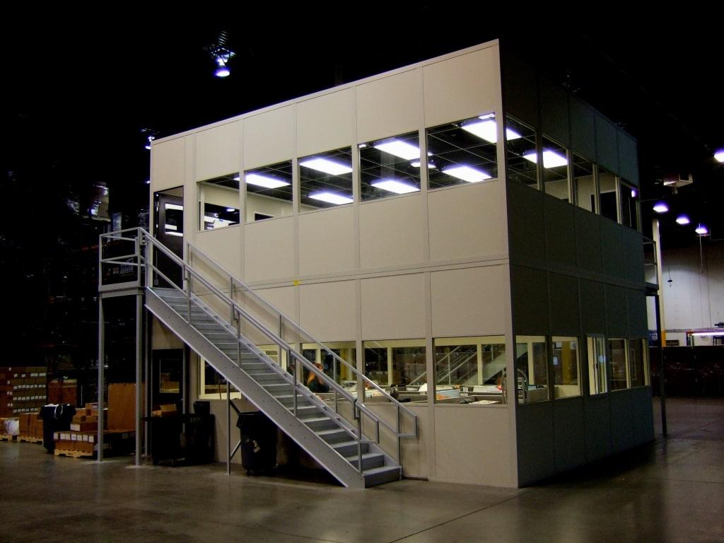 prefab modular office